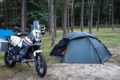 Camping Koupaliste Sloup