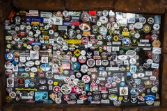 Sticker Pekelene Doly