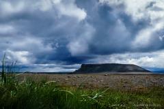 Hrossaborg Krater