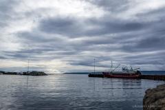 Holmavik Hafen