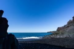 Djupalonssandur schwarzer Strand