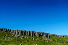 Gerduberg Basalt Klippen