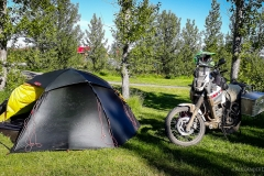 Campingplatz Geysir