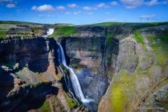 Wasserfall Granni