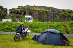 Campingplatz Hamragardar