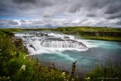 Wasserfall Aegissídufoss