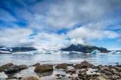 Fjallsarlon Gletschersee