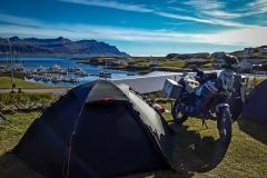 Campingplatz Djupivogur