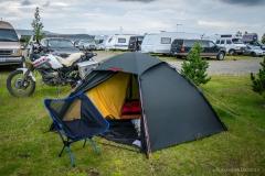 Campingplatz Eskifjoerdur