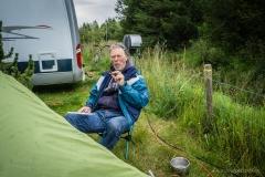 Hartmut Campingplatz Eskifjoerdur