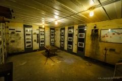 Bunkermuseum Hirtshals Zentrale