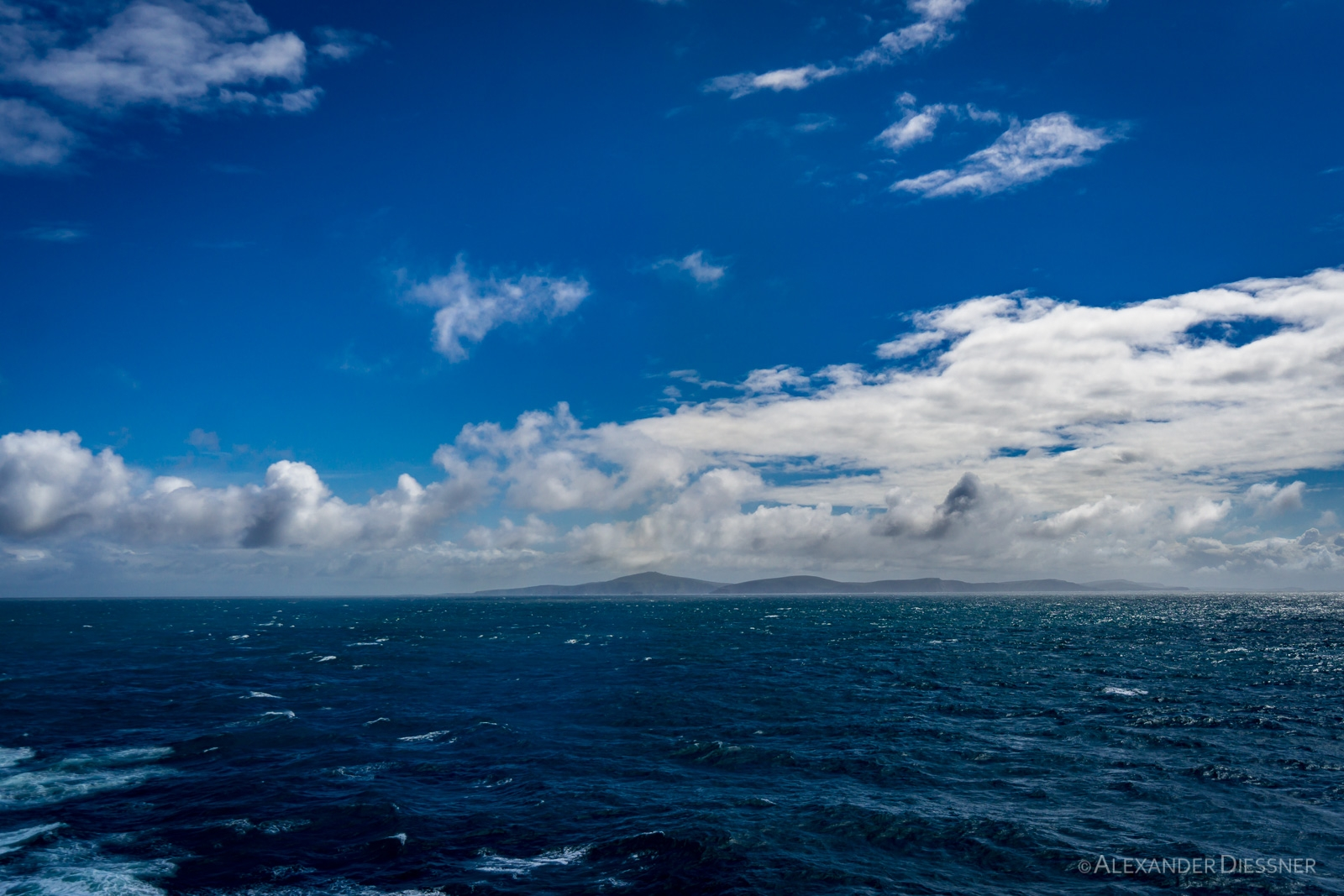 Shetlandinsel Norröna