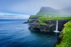Múlafossur Färöer