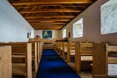 Olavskirche von Innen