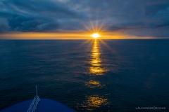 Sonnenuntergang Norroena