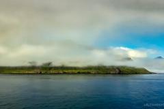 Island in Sicht