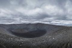 Hverfjall Krater