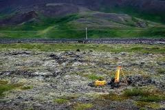 Myvatn Seismographe